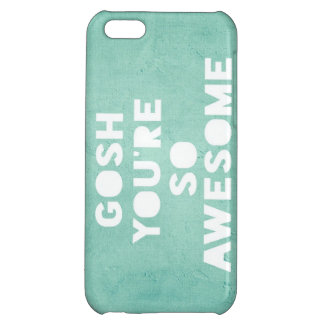 Gosh,Awesome iPhone Case iPhone 5C Cases