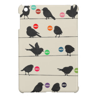 Gosh Birdsong Mini iPad Case