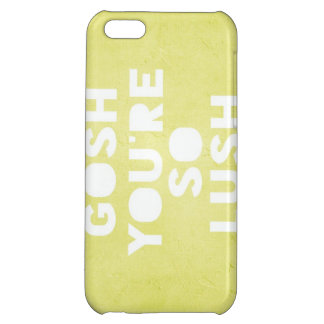 Gosh,Lush iPhone Case Cover For iPhone 5C