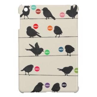 Gosh mini caso del iPad del Birdsong iPad Mini Cárcasa