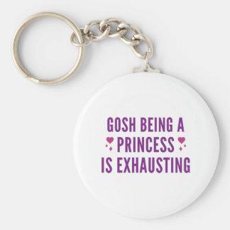 Gosh Princess Keychain