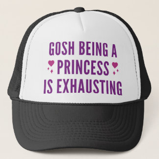 Gosh Princess Trucker Hat