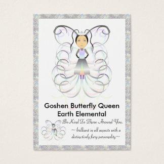 Goshen Butterfly Queen Trading Card