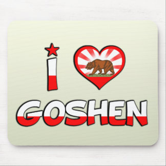 Goshen, CA Mouse Pad