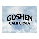 Goshen California Postal