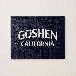 Goshen California Puzzle Con Fotos