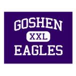 Goshen - Eagles - High School secundaria - Goshen  Tarjeta Postal