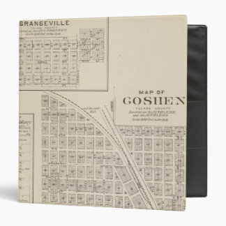 Goshen, el condado de Tulare