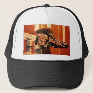 Goshen Electric Shoe Shop - One Trucker Hat