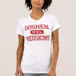 Goshen - pieles rojas - High School secundaria - Camisetas