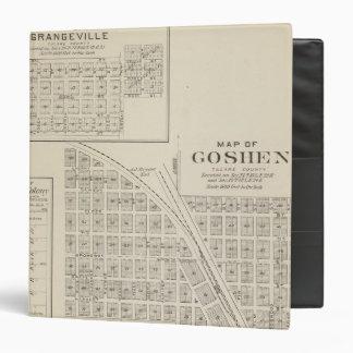 Goshen, Tulare County Binder