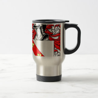 Goslee Coat of Arms 15 Oz Stainless Steel Travel Mug