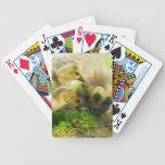 Gosling lindo baraja de cartas