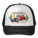 Gosnell que recolecta el gorra 2014