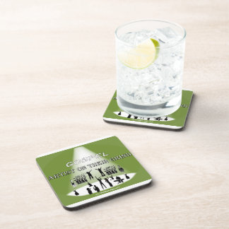 Gospel Artist On Thier Grind Coasters - Set of 6