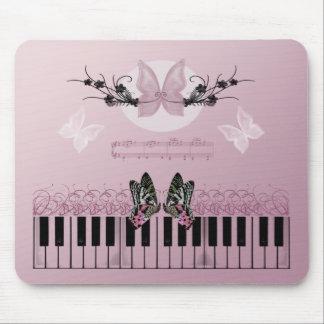 Gospel Butterfly Mousepad