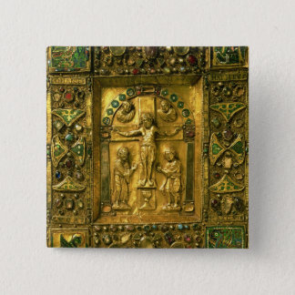 Gospel Cover, Ottonian, Germany, 11th century (gol Button