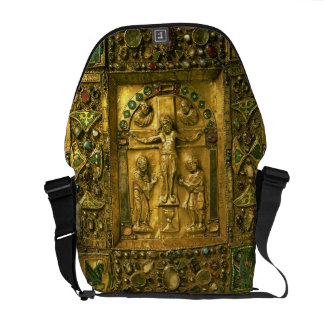 Gospel Cover, Ottonian, Germany, 11th century (gol Courier Bag