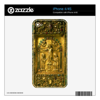 Gospel Cover, Ottonian, Germany, 11th century (gol Decals For The iPhone 4S