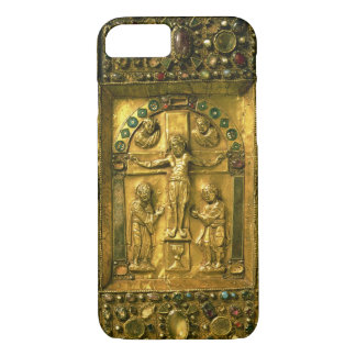 Gospel Cover, Ottonian, Germany, 11th century (gol iPhone 8/7 Case