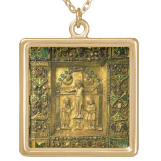 Gospel Cover, Ottonian, Germany, 11th century (gol Necklace