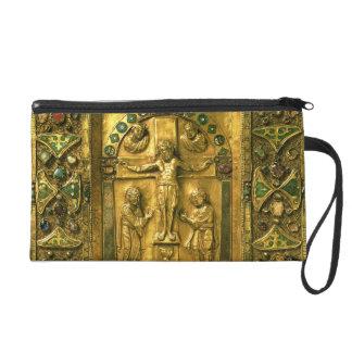 Gospel Cover, Ottonian, Germany, 11th century (gol Wristlet Purse