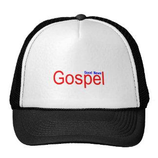 Gospel Mesh Hat