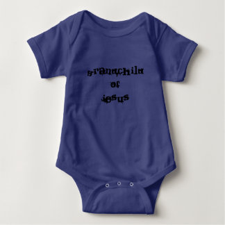Gospel Kids Baby Bodysuit