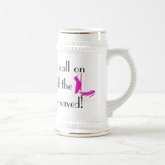 Gospel of Romans 10:13 Mug