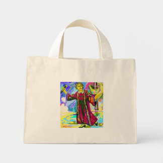 Gospel Singer Mini Tote Bag