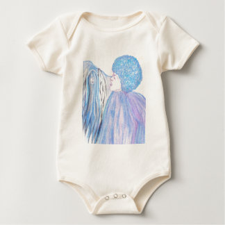 Gospel Wing Baby Bodysuit