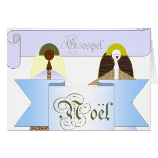 gospelnoel card