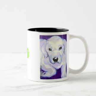 Goss's Sadie Mae Two-Tone Coffee Mug