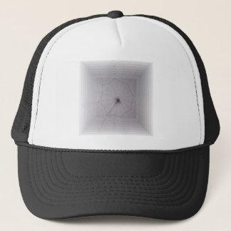 Gossamer Halloween Greetings Trucker Hat