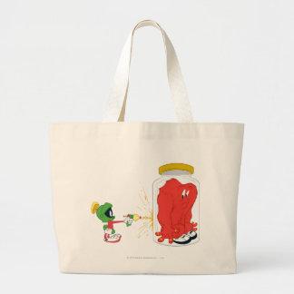 Gossamer in a jar - Color Canvas Bag