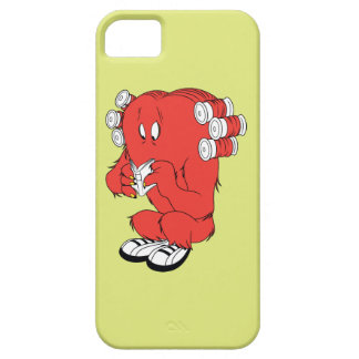 Gossamer Reading - Full Color iPhone SE/5/5s Case