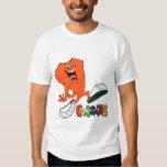 Gossamer Skipping T Shirts