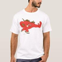 Gossamer Stiff Arm T-Shirt