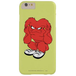 Gossamer Thinking - Color Barely There iPhone 6 Plus Case