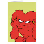 Gossamer Thinking - Color Greeting Card