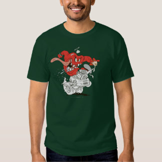 Gossamer Too Fast T Shirts
