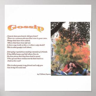 Gossip 001 poster