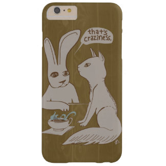 Gossip Bunny iPhone/iPad/Samsung/Motorolla feat. Barely There iPhone 6 Plus Case
