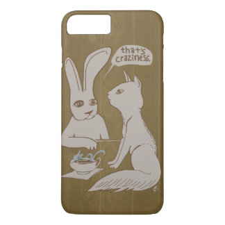 Gossip Bunny iPhone/iPad/Samsung/Motorolla feat. iPhone 8 Plus/7 Plus Case
