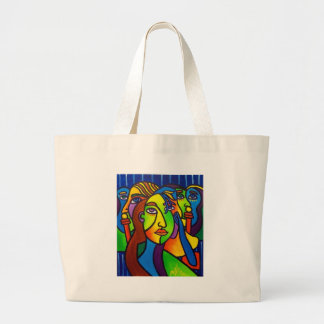 Gossip by Piliero Tote Bags
