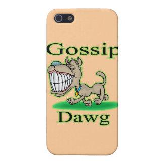 Gossip Dawg grn iPhone SE/5/5s Case
