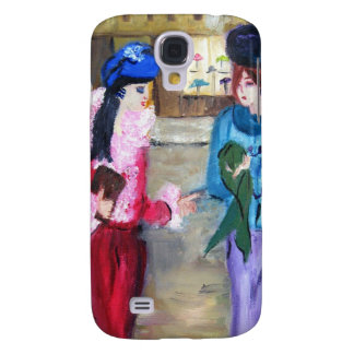 Gossip Girls Iphone Case Samsung Galaxy S4 Covers