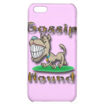 Gossip Hound gld Cover For iPhone 5C