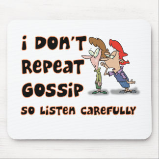 Gossip Mouse Pad