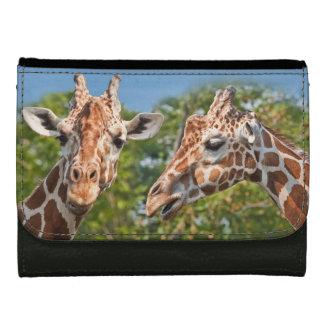Gossiping Giraffes Wallets